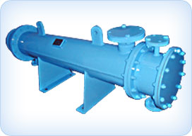 Removable Tube Bundle Heat Exchanger